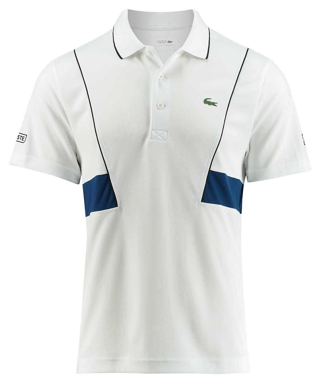 Lacoste Sport - Polo de Tenis para N. Djokovic Manga Corta, Color ...