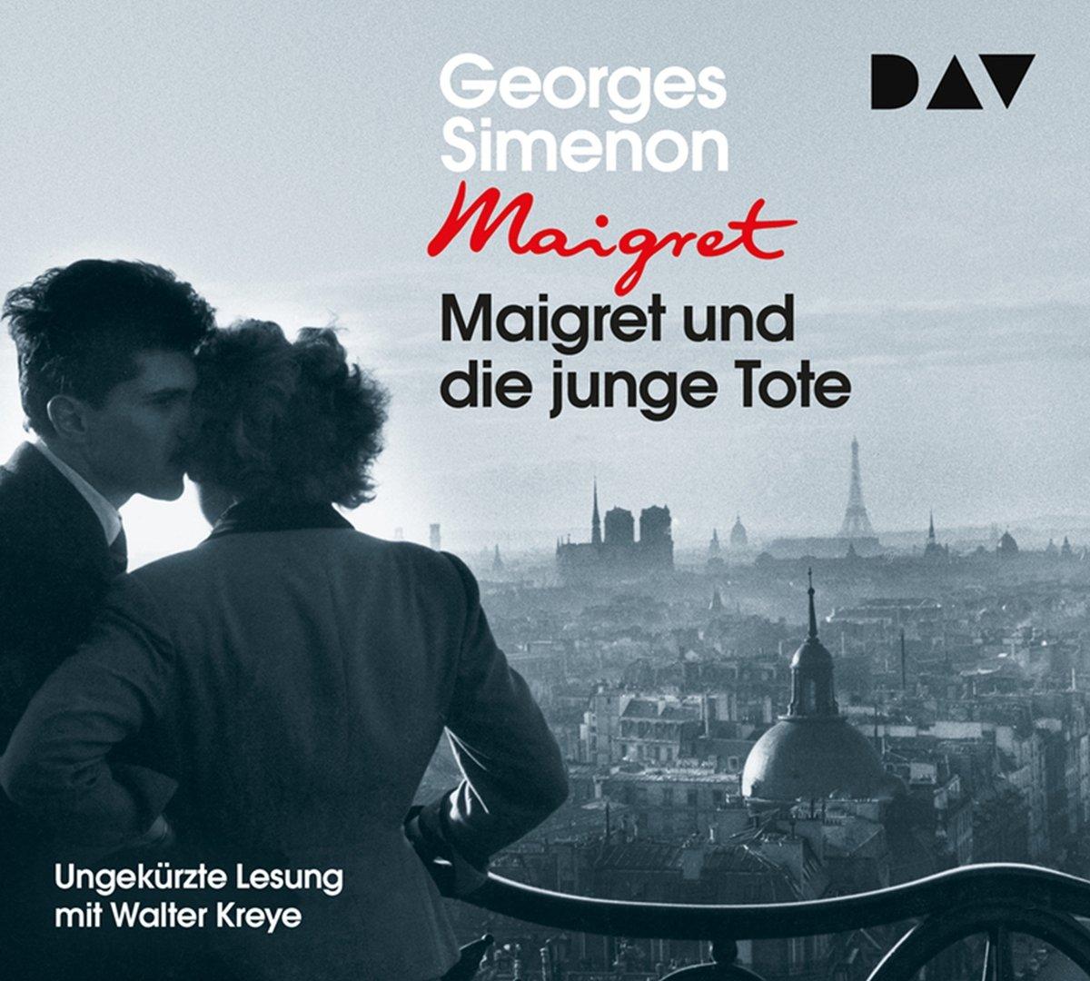 Maigret und die junge Tote: Ungekürzte Lesung mit Walter Kreye (4 CDs)