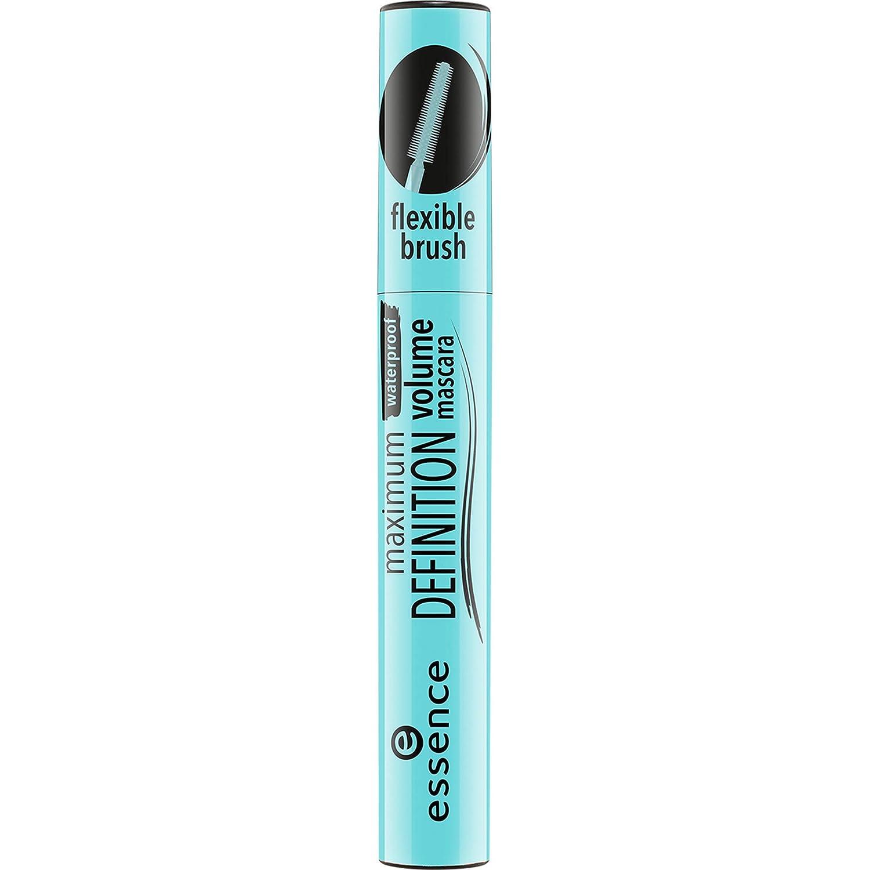 Essence Maximum Definition Waterproof Volume Mascara Pack Of 1 Beauty