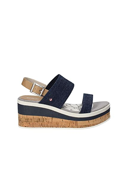 bf1199ceeadb U.s. polo assn. FLEUR4110S8 T2 Wedge Sandals Women  Amazon.co.uk ...