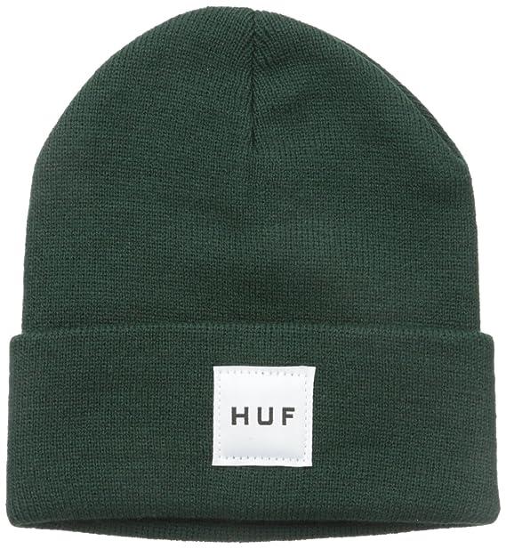 468246218d299 Amazon.com  HUF Men s Box Logo Beanie