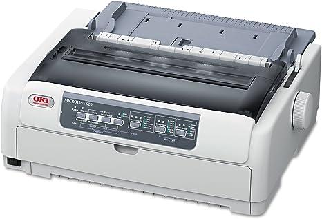 Amazon.com: OKI Microline 620 Dot Matrix Printer: Electronics