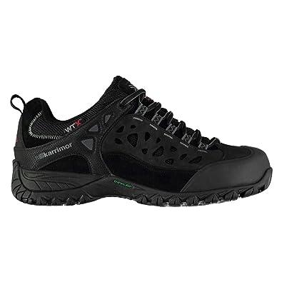 Karrimor Hombre Corrie WTX Zapatillas De Senderismo Trekking: Amazon.es: Zapatos y complementos