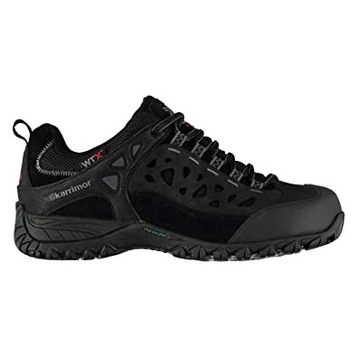 Karrimor 41 Mens 7 Black Shoes UK Corrie Walking WTX R1CwqORx4