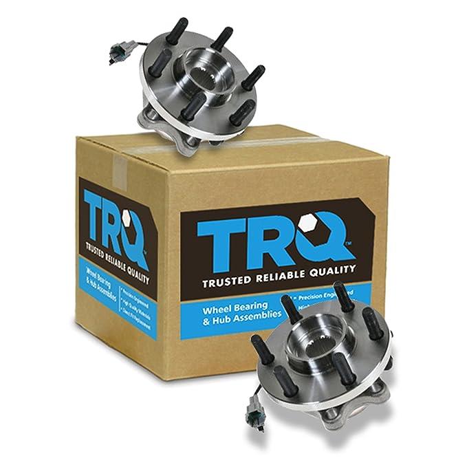 Wheel Hubs & Bearings Pair Set of 2 Rear Wheel Bearing Assemblies Timken for Nissan Frontier Xterra