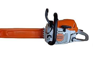 Stihl ms kettensäge motorsäge mit cm schnittlänge mit kette