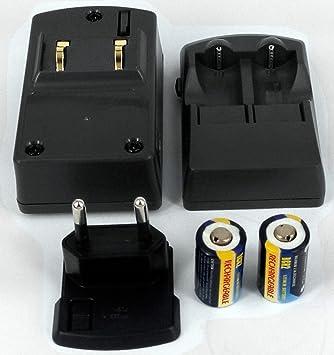 PowerSmart ® Cargador para Contax Aria, G1, G2, NX, T3, 200, TLA ...