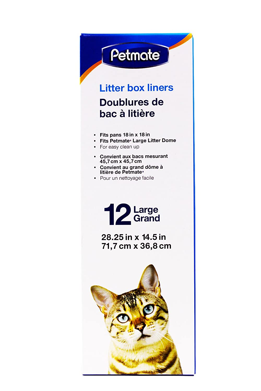 12PK Litter Dome Liner 71K1ReMCt8L