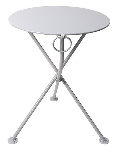 Amazon.com: Mobel Designhaus French Café Bistro 3-leg Folding Bistro ...