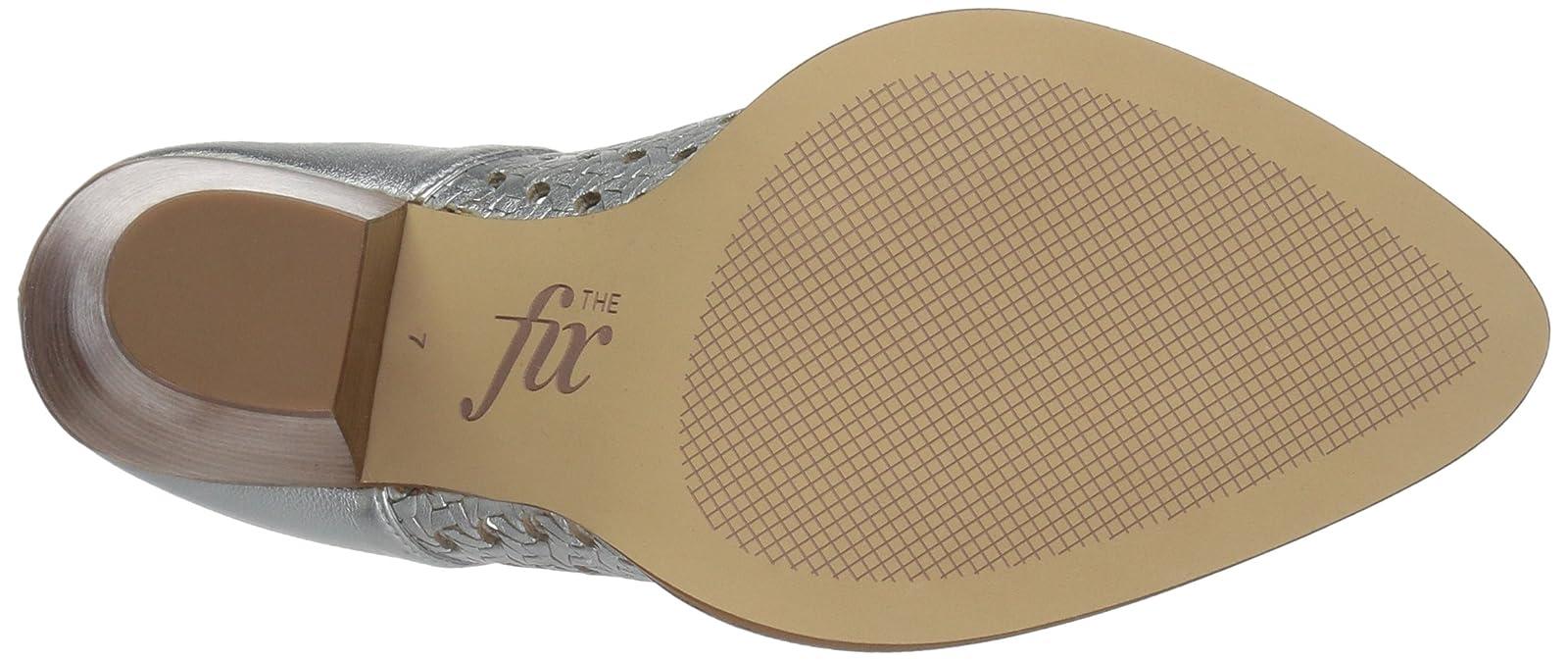 The Fix Women's Jaeda Open Weave Jaeda Open Weave Mule Shoetie - 3