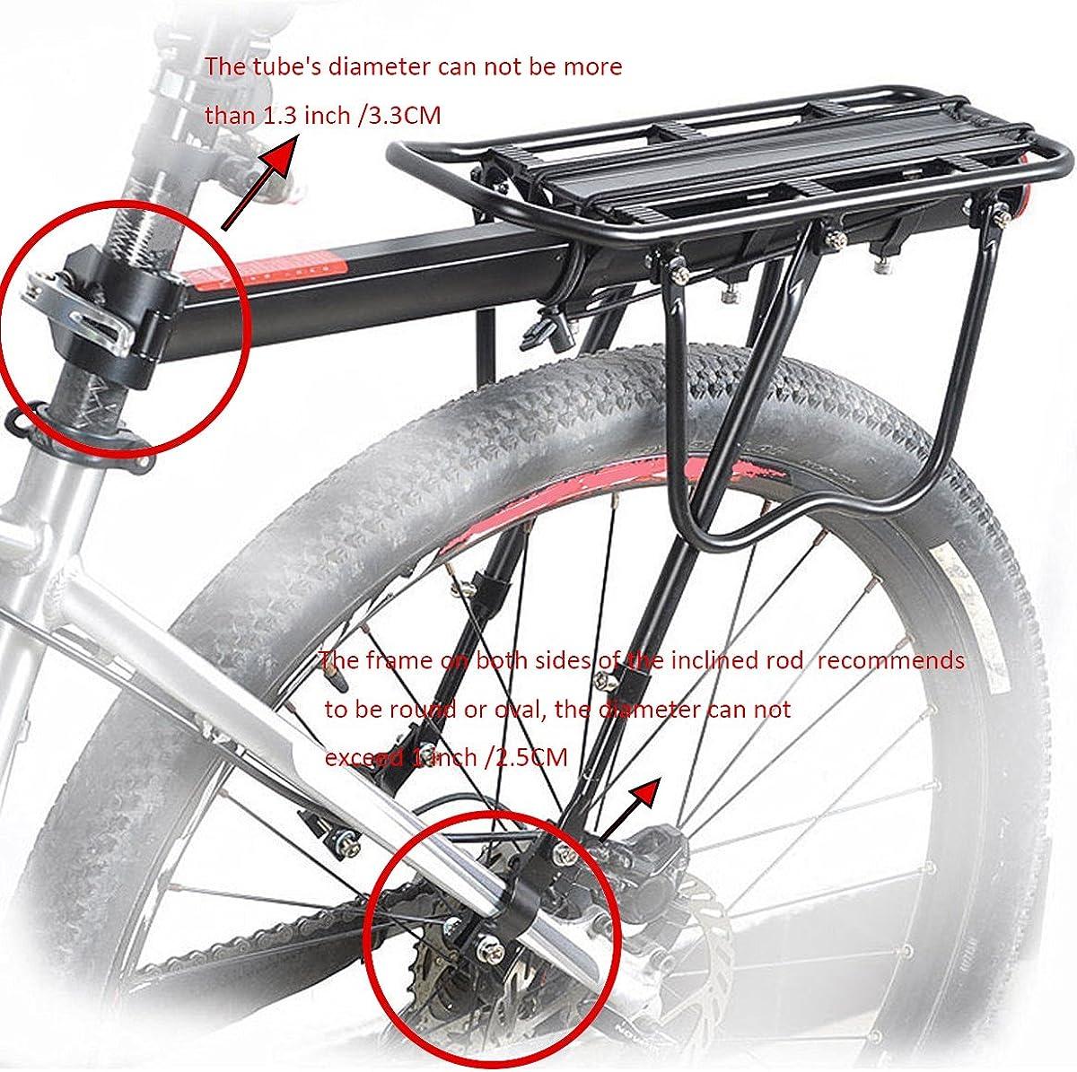 BLACK ADJUSTABLE BICYCLE SEAT BOLT BIKE PARTS 43