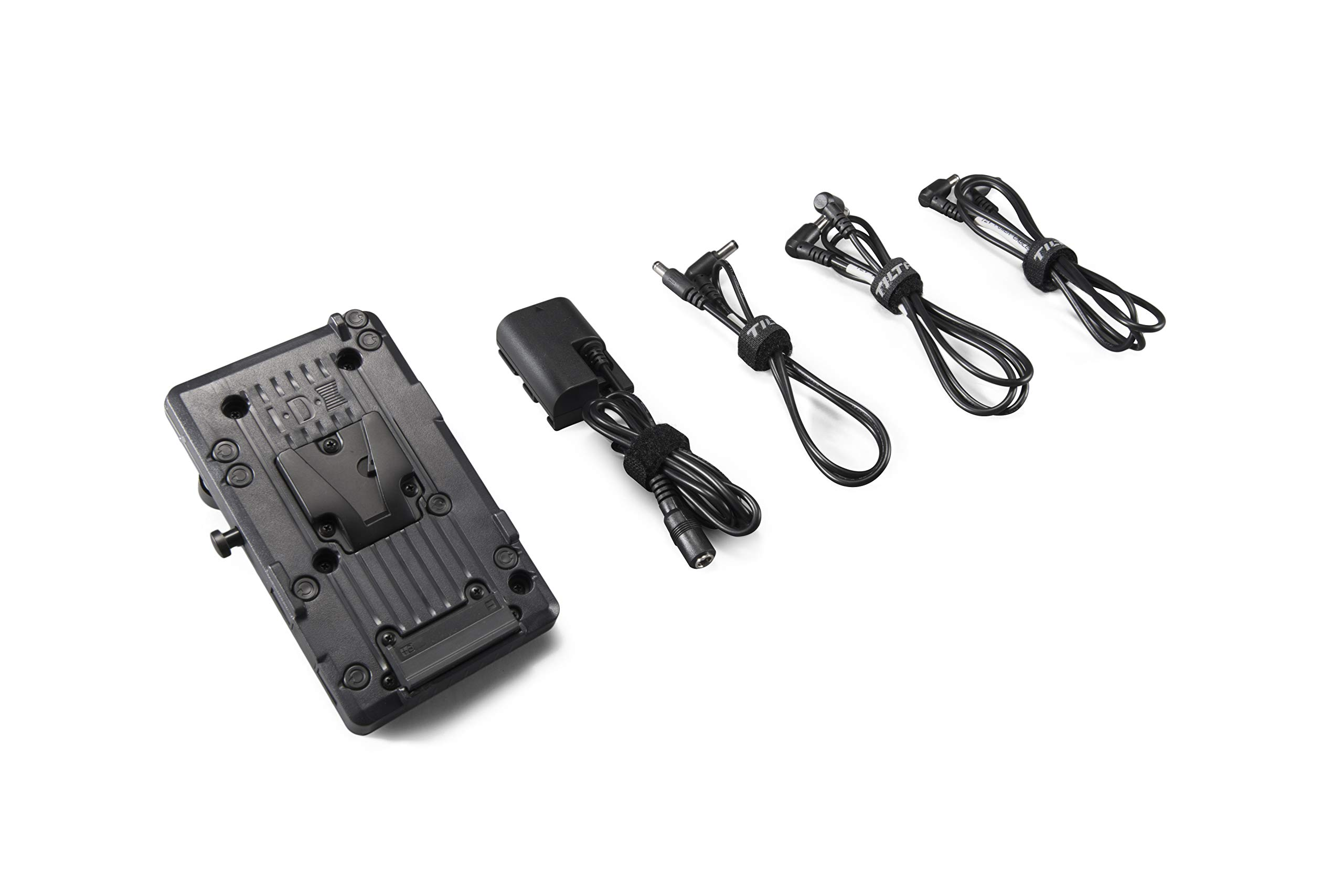TILTA BT-003 DSLR Power Supply System with 15mm Rod Adapter & LP-E6 Dummy (V-Mount) BT-003 Power Supply System for DSLR and Mirrorless Cameras by Tilta