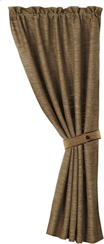 HiEnd Accents Highland Lodge Curtain, 48×84