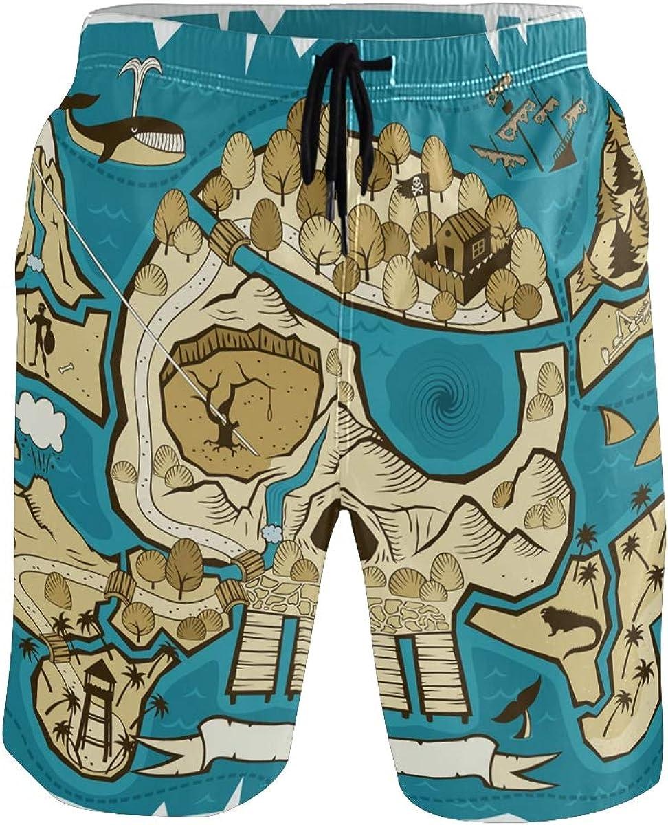 Vintage Nautical Shorts