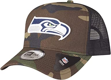 A NEW ERA Gorra Ajustable NFL Seattle Seahawks Camo Color Trucker ...