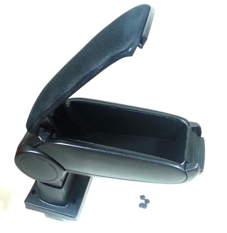 Black Cloth Armrest Arm Rest Centre Console
