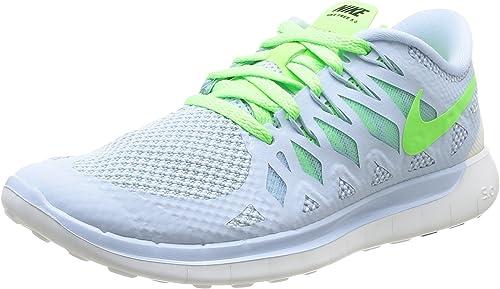 Nikefree 5.0 - Zapatillas de Running Mujer, Color Negro, Talla 42 ...