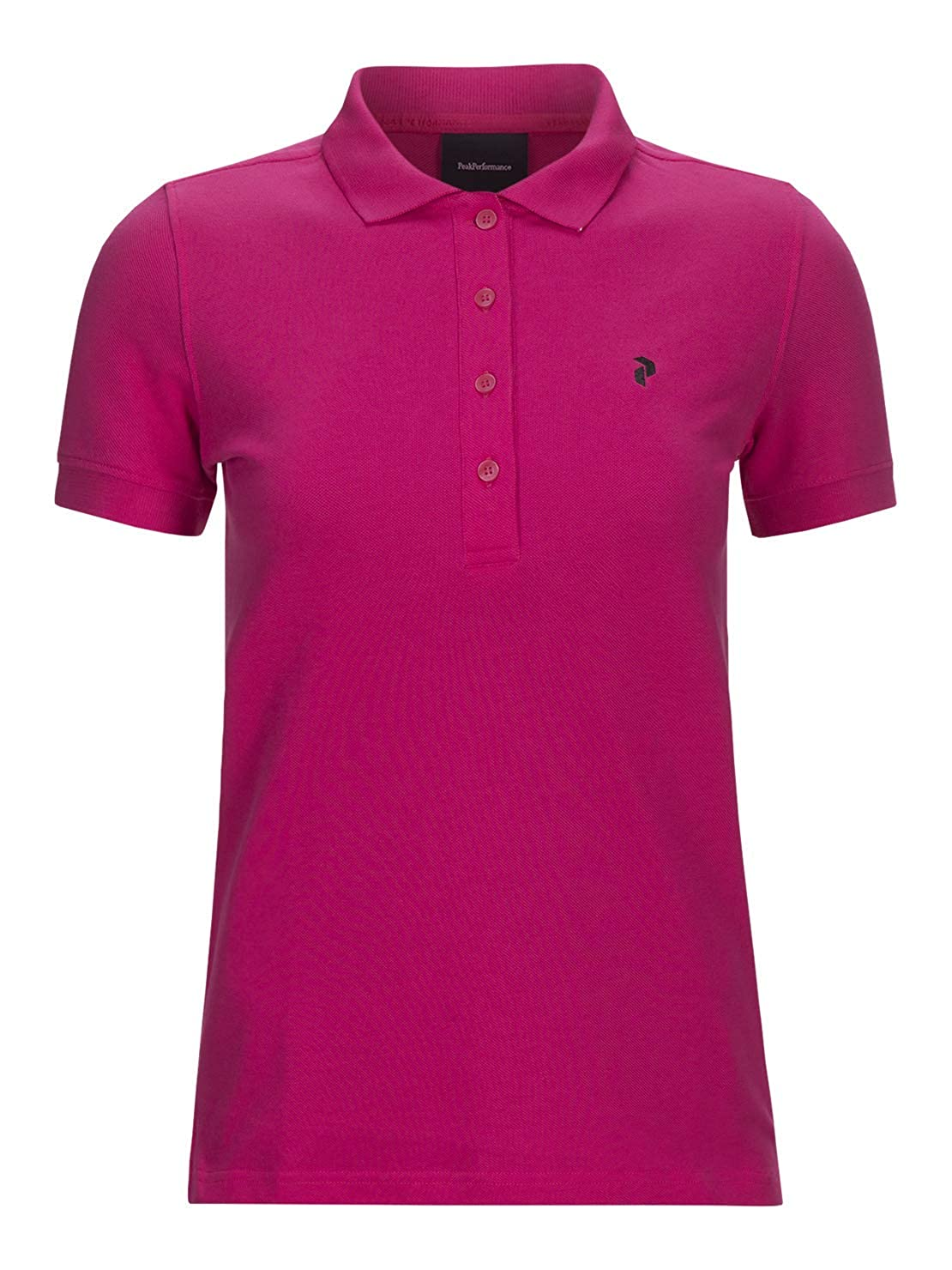 PEAK PERFORMANCE W Classic - Polo de golf, color rosa, Unisex ...