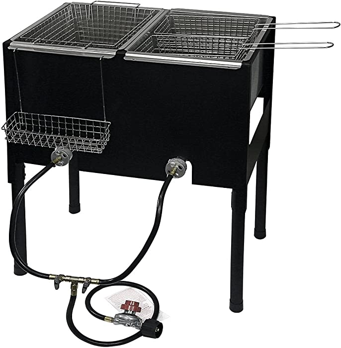 Top 9 Deep Fryer Fish Cooker
