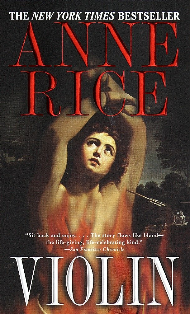 Image result for Violin by Anne Rice