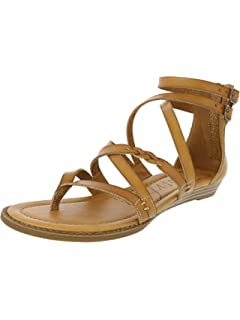 70cc71ceb Blowfish Women s Bungalow Strappy Sandal with Zipper Heel