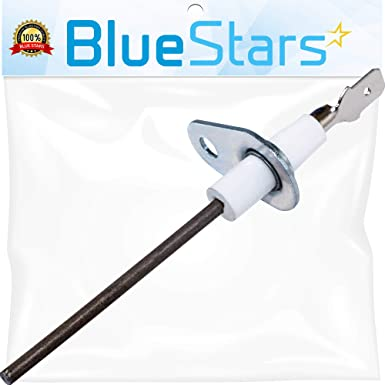 Pack of 2 Ultra Durable 0130F00010 Flame Sensor Replacement Part by Blue Stars Replaces B1172606 B11726-06 20488501 P1257001F Exact Fit for Goodman /& Amana Furnaces