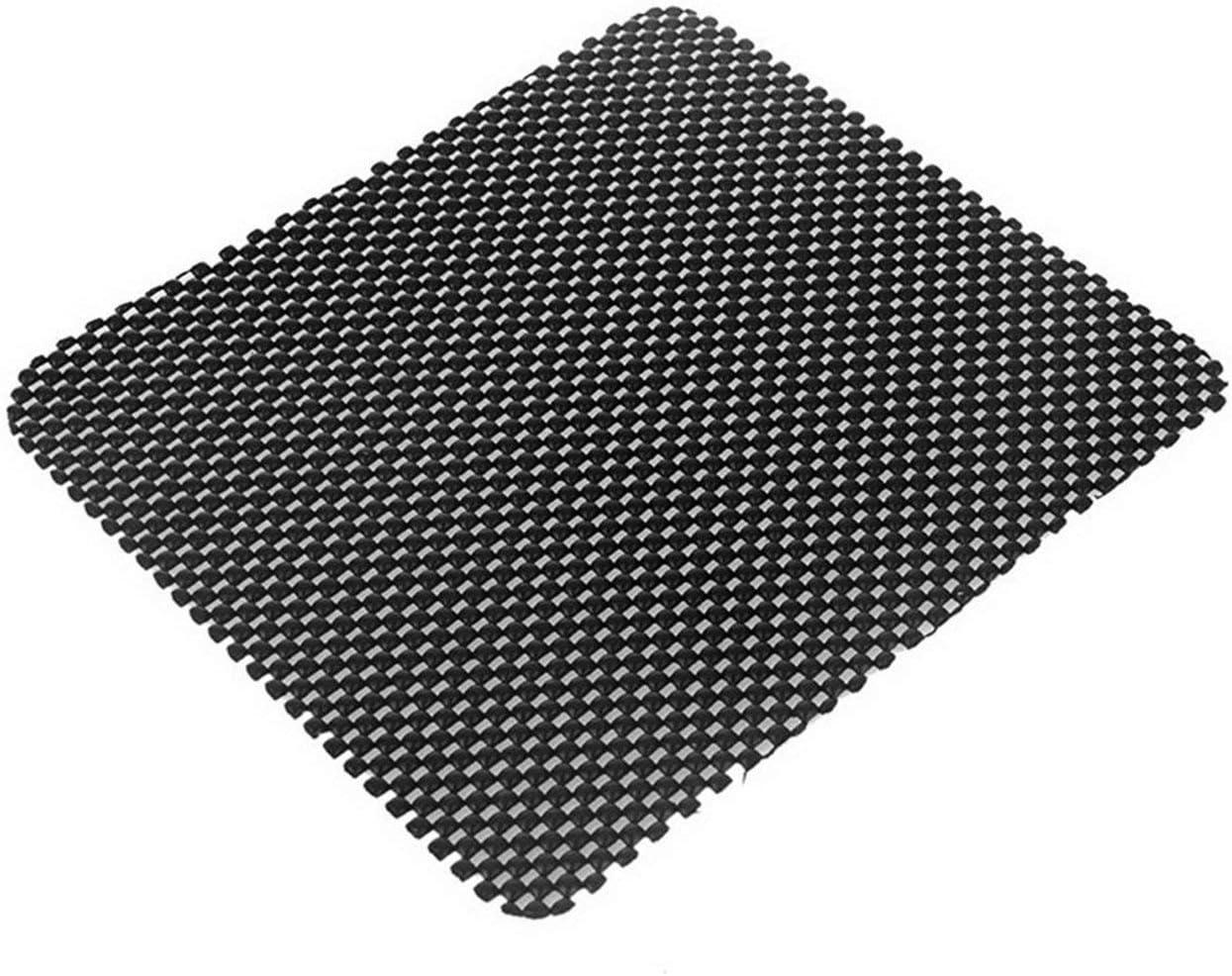 FRjasnyfall Tapis de Tableau de Bord Anti-d/érapant en Silicone pour Voiture Support de Tapis Collant Anti-d/érapant pour Accessoires de Voiture de t/él/éphone Portable Noir