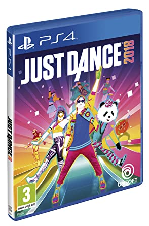 Just Dance 2018 Playstation 4 Amazon Es Videojuegos
