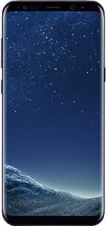 Samsung Galaxy S8+ SM-G955U 64GB Midnight Black T-Mobile (Renewed)