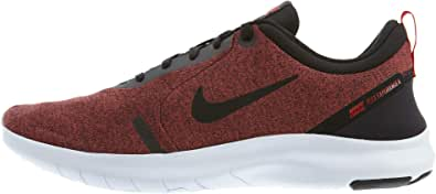 Nike Flex Experience RN8 Men's Running Shoes, Burgundy/Black