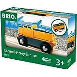 Brio 33215 - Locomotiva a Batterie per Treno Merci