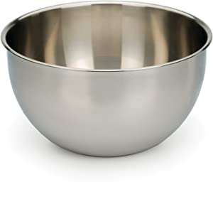 RSVP Endurance 18/8 Stainless Steel 8-Quart Mixing Bowl