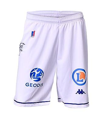 Boulazac Bbd - Pantalón Corto Oficial de Baloncesto para ...
