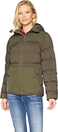 f6f761d7a06 Filson Women's Featherweight Down Jacket Otter Green Large at Amazon ...