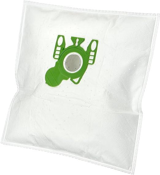 AmazonBasics - Bolsas para aspiradora M11 con control de olor, para Miele - Pack de 4: Amazon.es: Hogar