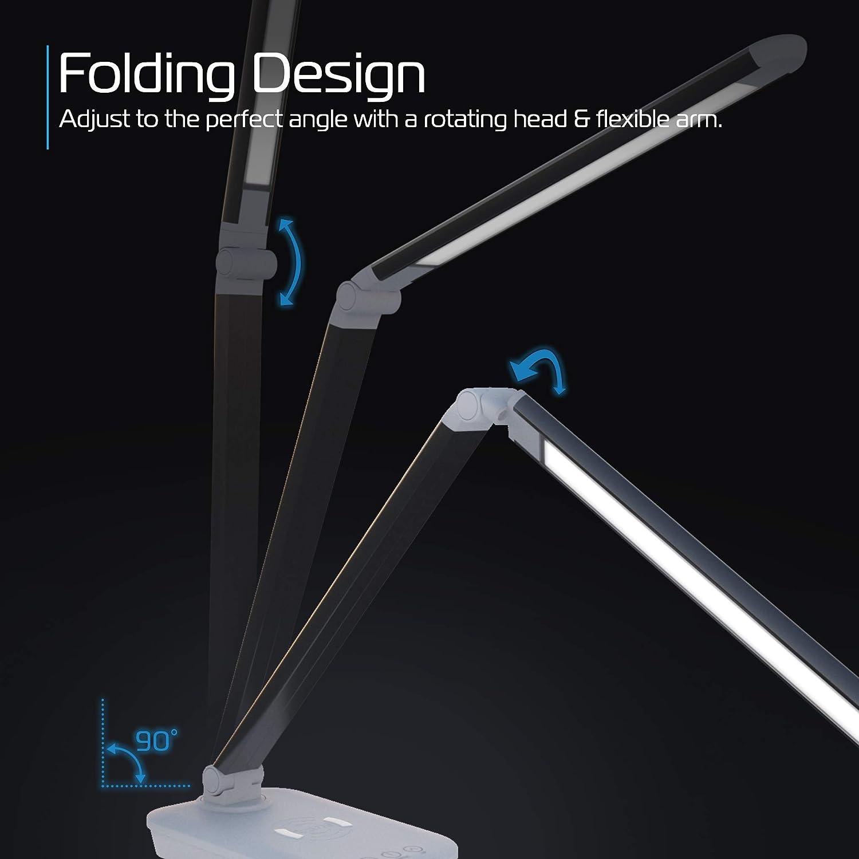 Tzumi 5356WM2 Wireless Charging Lamp