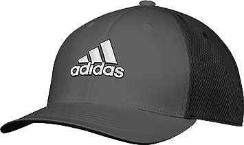 adidas Climacool Tour Gorra de béisbol, Hombre, Gris, Medium (Tamaño del Fabricante:S/M): Amazon.es: Deportes y aire libre