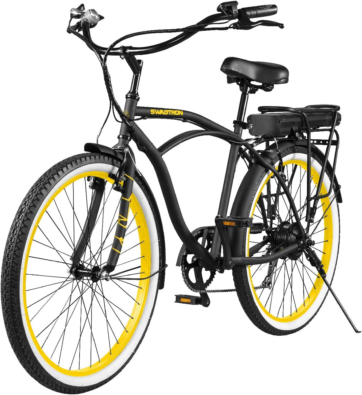 Swagtron EB-11 City Electric Cruise Bicycle