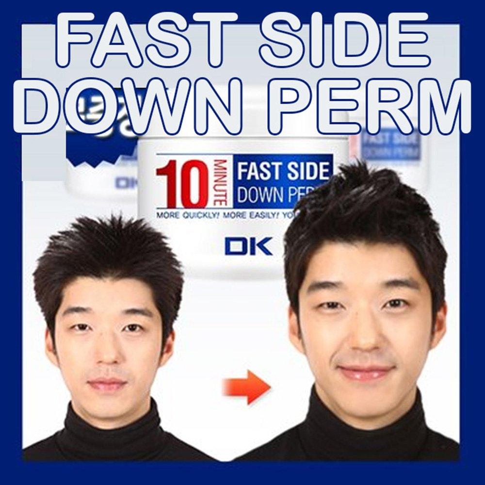 Self straight perm kit - Amazon Com Dk Korea Fast Side Down Perm Hair Straight Styling Fast Self Pemanent 120g 1ea Beauty
