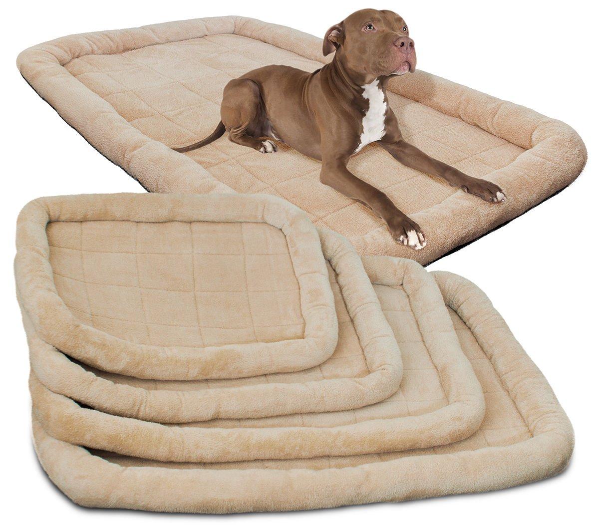 S AFSTAR Safstar Soft Pet Cushion Mat Dog Cat Bedding Mattress Pad (XXL)