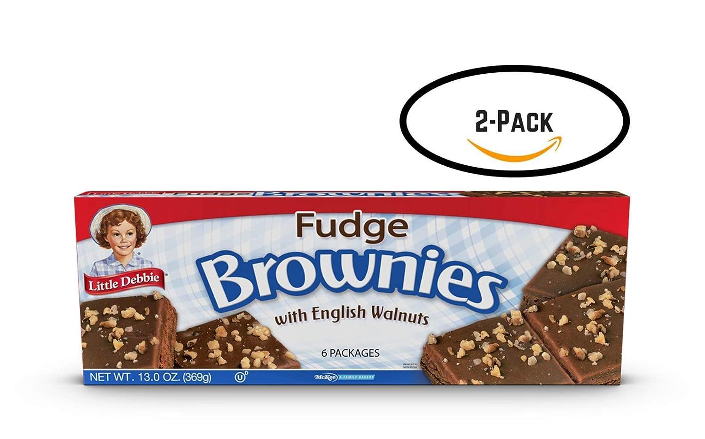 Little Debbie Snack Cakes (Fudge Brownies)