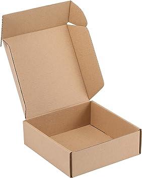 "8/"" x 6/"" x 2/"" Cardboard Boxes Mailing Packing Shipping Box Corrugated Carton"