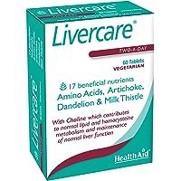 HealthAid Livercare  60 Vegetarian Tablets