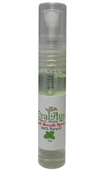 Bad Breath Treatment >> Amazon Com Bad Breath Spray Extra Strength Oralplus