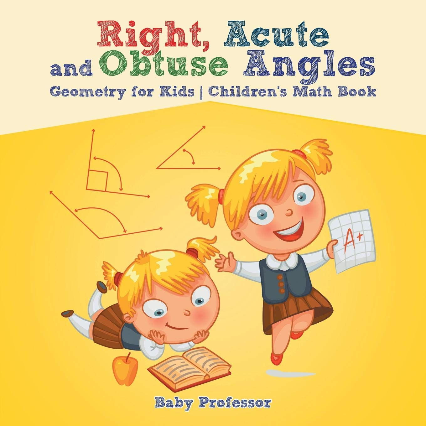 Amazon com: Right, Acute and Obtuse Angles - Geometry for