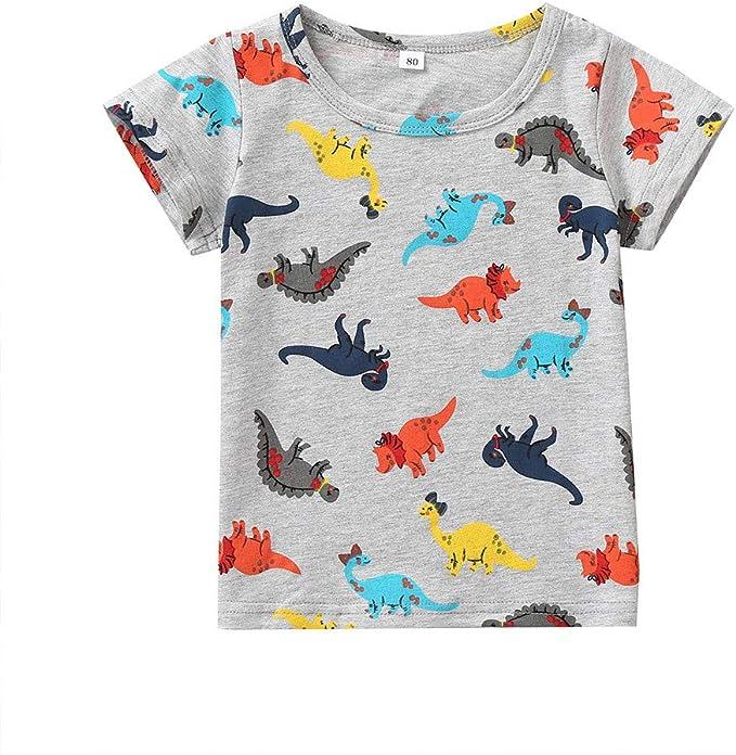 Divertenti Novità T-Shirt UOMO Tee T-SHIRT-il modo in cui sono stati effettuati i dinosauri