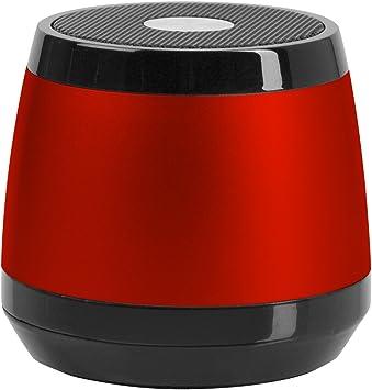 Amazon.com: HMDX HxP230RdaEu Jam Wireless Portable Speaker Red: Electronics