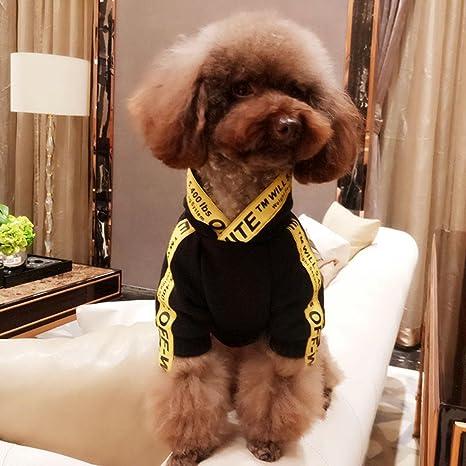 PLHF Vestiti per cani Autunno e inverno Plus cashmere ispessimento Tenere  caldo Maglione Cat animale domestico ecb5c2dc67c
