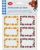 Tala Mixed Berry/Citrus Labels Pack of 30