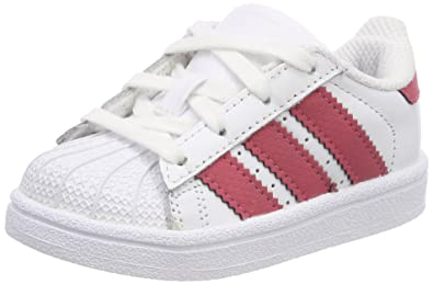 adidas Unisex-Kinder Stan Smith Fitnessschuhe, Weiß (Ftwbla/Ftwbla/Ftwbla 000), 23 EU